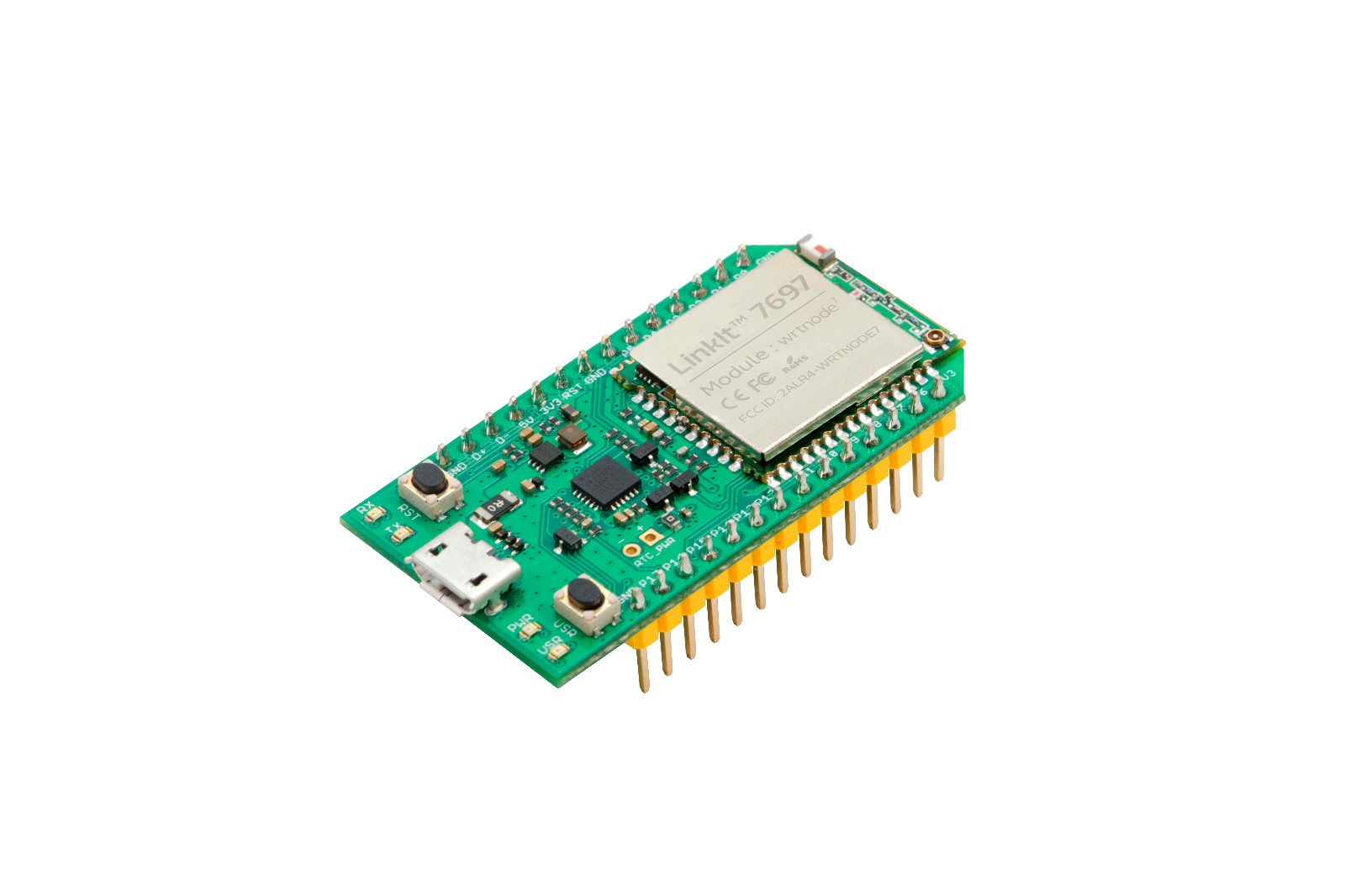 LinkIt 7697 board with MT7697
